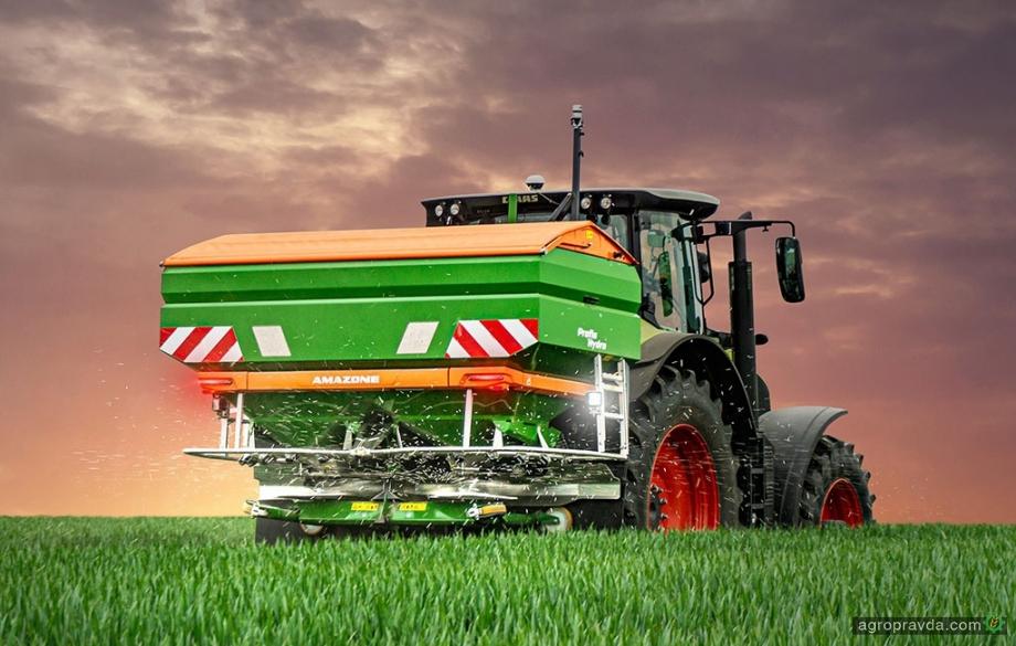 Amazone продолжает развивать технологии точного земледелия